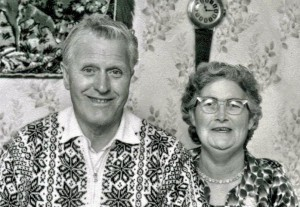 Alec and Mary Anderson